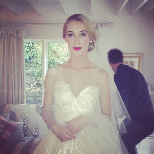 #bride #beautiful #weddings #hair#vintageweddings #makeup #lace #flowers #bride #beautiful #vintageweddings #makeup #Daylesford #makeup  At the Convent Daylesford