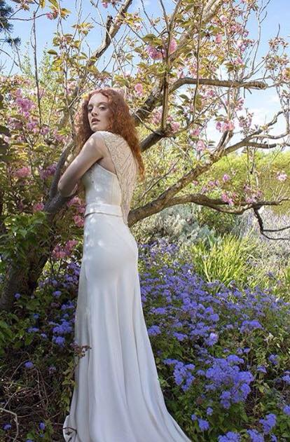 Pre Raphaelite garden beauty... Another sneak peek of last week's photoshoot with our new collection thanks to these wonderful contributors: ‪#‎Location‬ | @thestablesofcomo @nationaltrustvic ‪#‎HairandMakeUp‬ | @vivianashworth_  ‪#‎Model‬ | @caikelyn ‪#‎Gown‬ | @gwendolynne  ‪#‎Dress‬ style| ‪#‎gwendolynneaida‬ ‪#‎Photography‬ ‪#‎Styling‬ & ‪#‎CreativeDirection‬ | @gwendolynneburkin